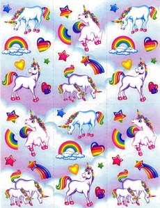 Verbatim Gibberish Sean Sandulak unicorn
