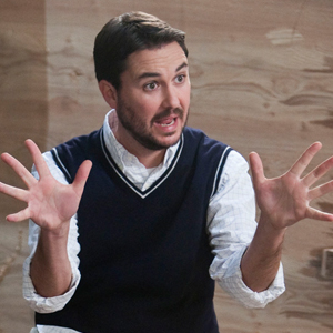 Wil Wheaton Jazz Hands Sean Sandulak Verbatim Gibberish